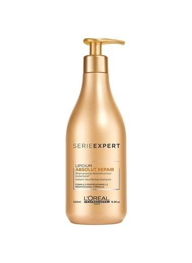 Loreal Professionnel Lıpıdıum Absolut Repaır Şampuan 500 Ml Renksiz